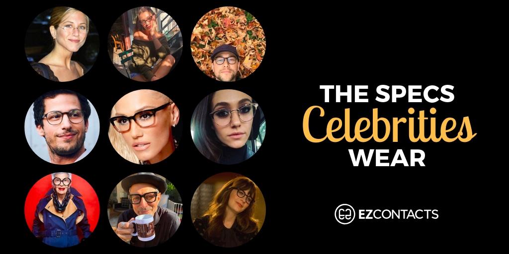 Celebrity eyewear 2019