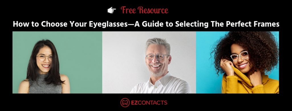 Select your eyeglass frames