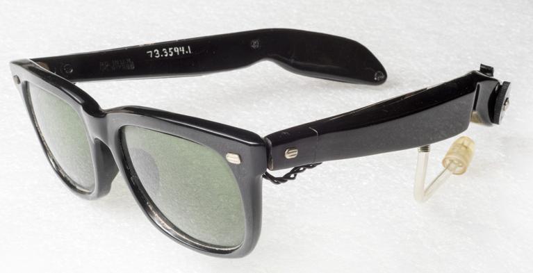 LBJ glasses- LBJ museum