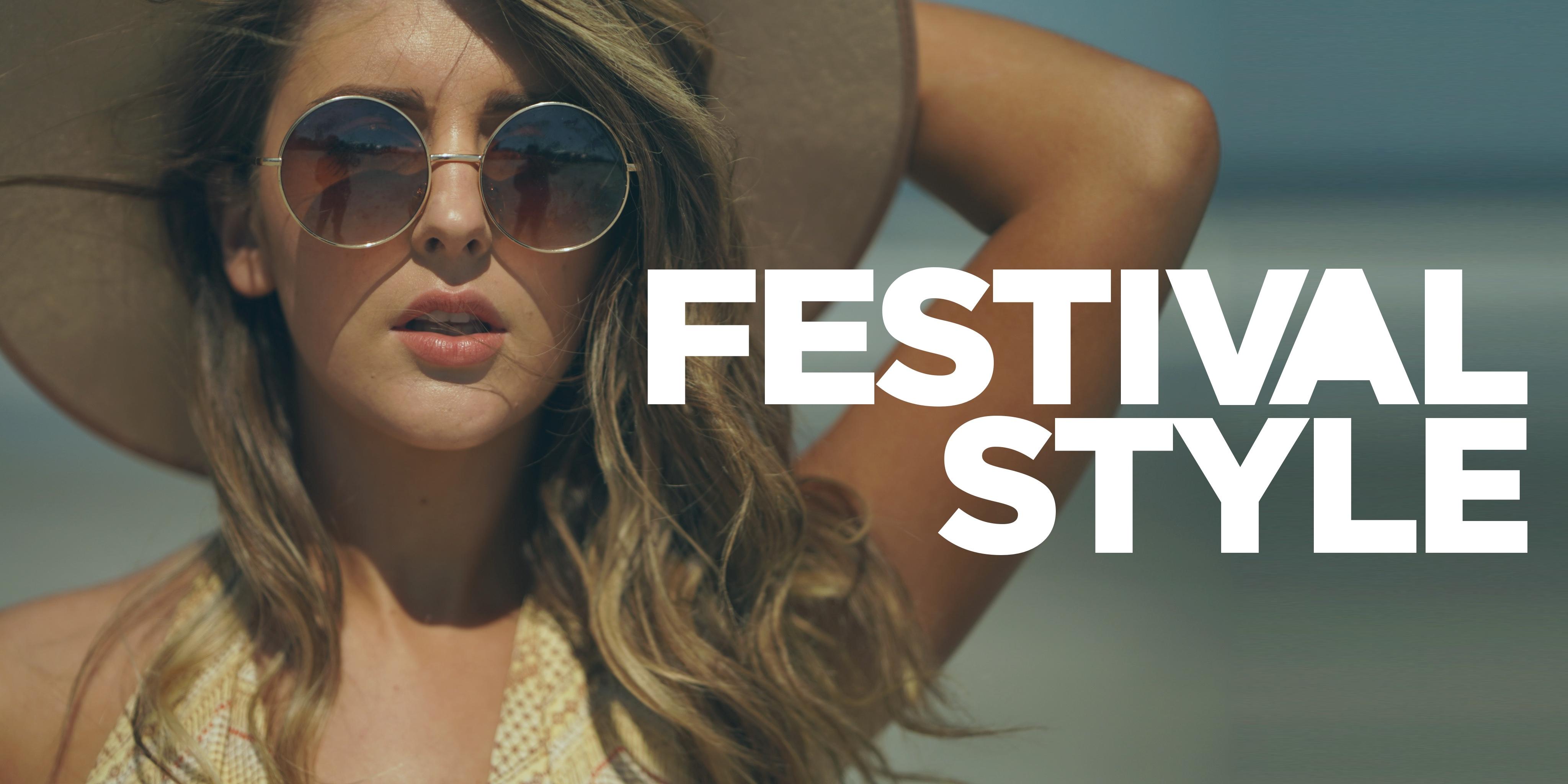 festival style sunglasses