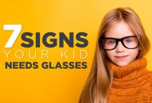 7 Signs Your Child Might Need Glasses