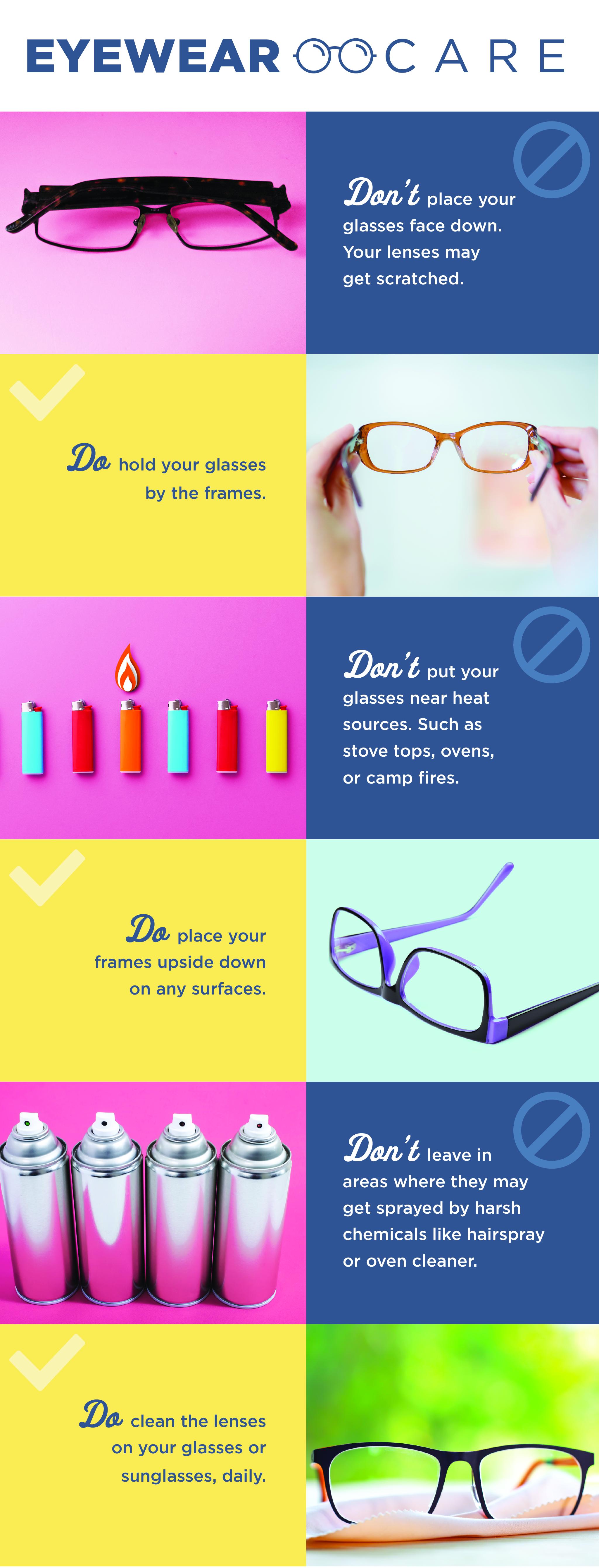 Eyewear Care