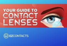 Your Guide to Contact Lenses [Infographic]