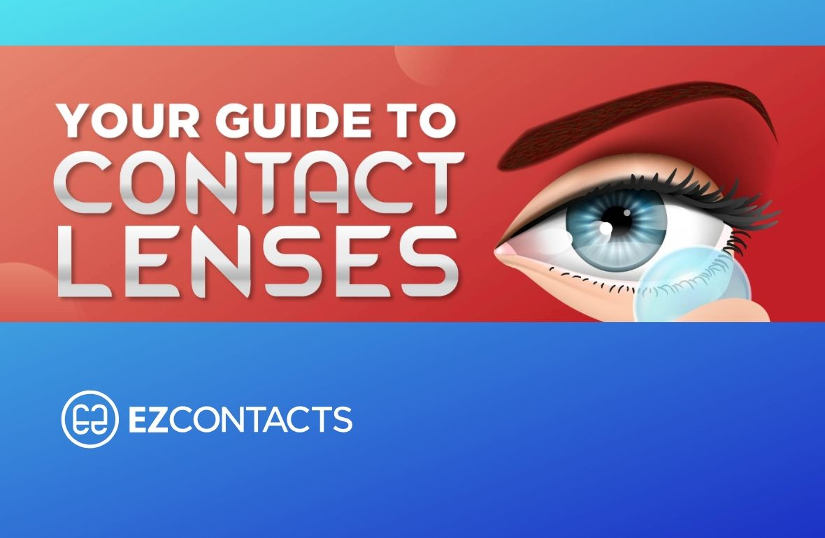 04241af70454 Your Guide to Contact Lenses [Infographic] - EZOnTheEyes