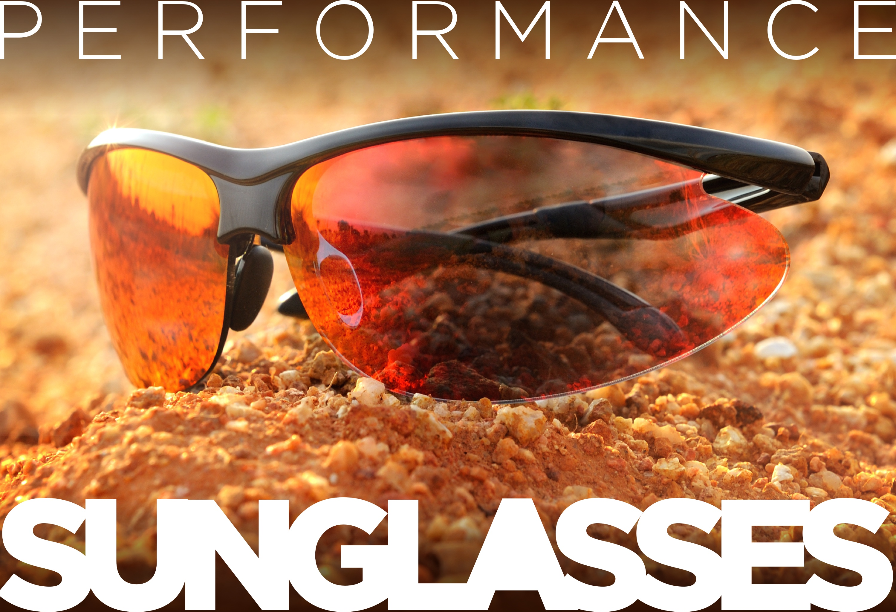 Fine Tune Your Vision Outdoors with Performance Sunglasses