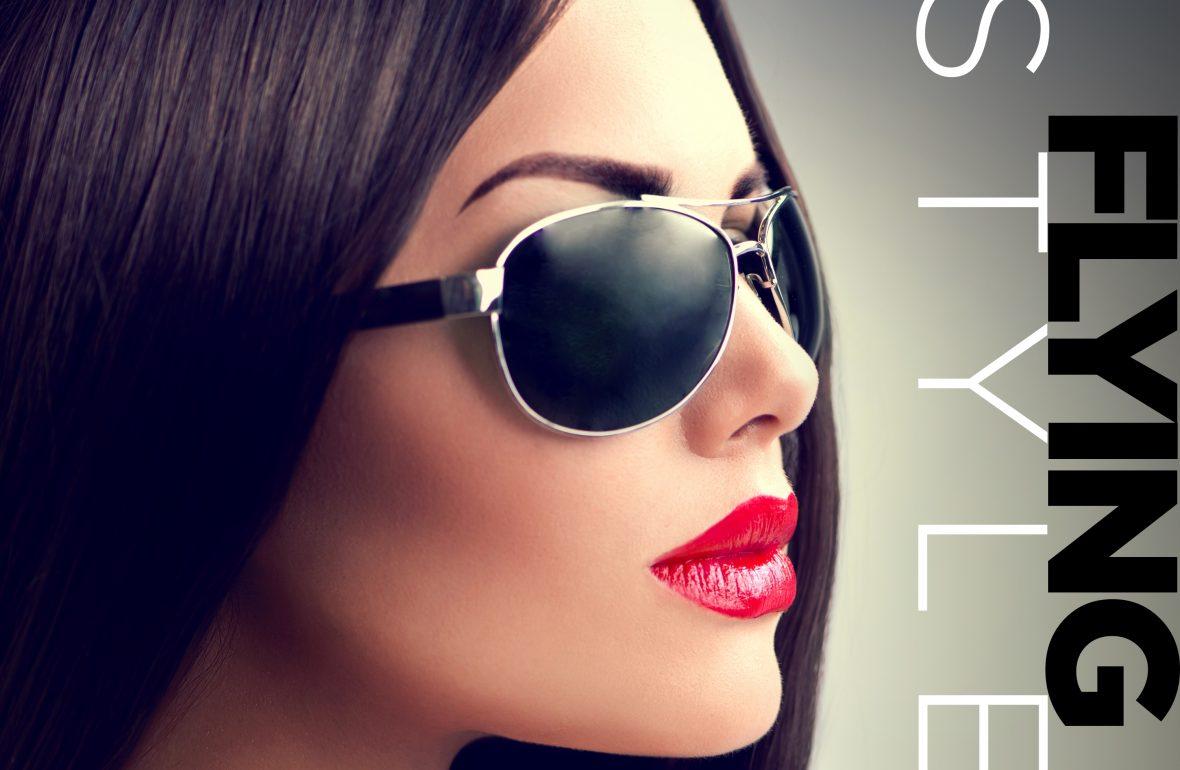 Aviator sunglasses - classic style