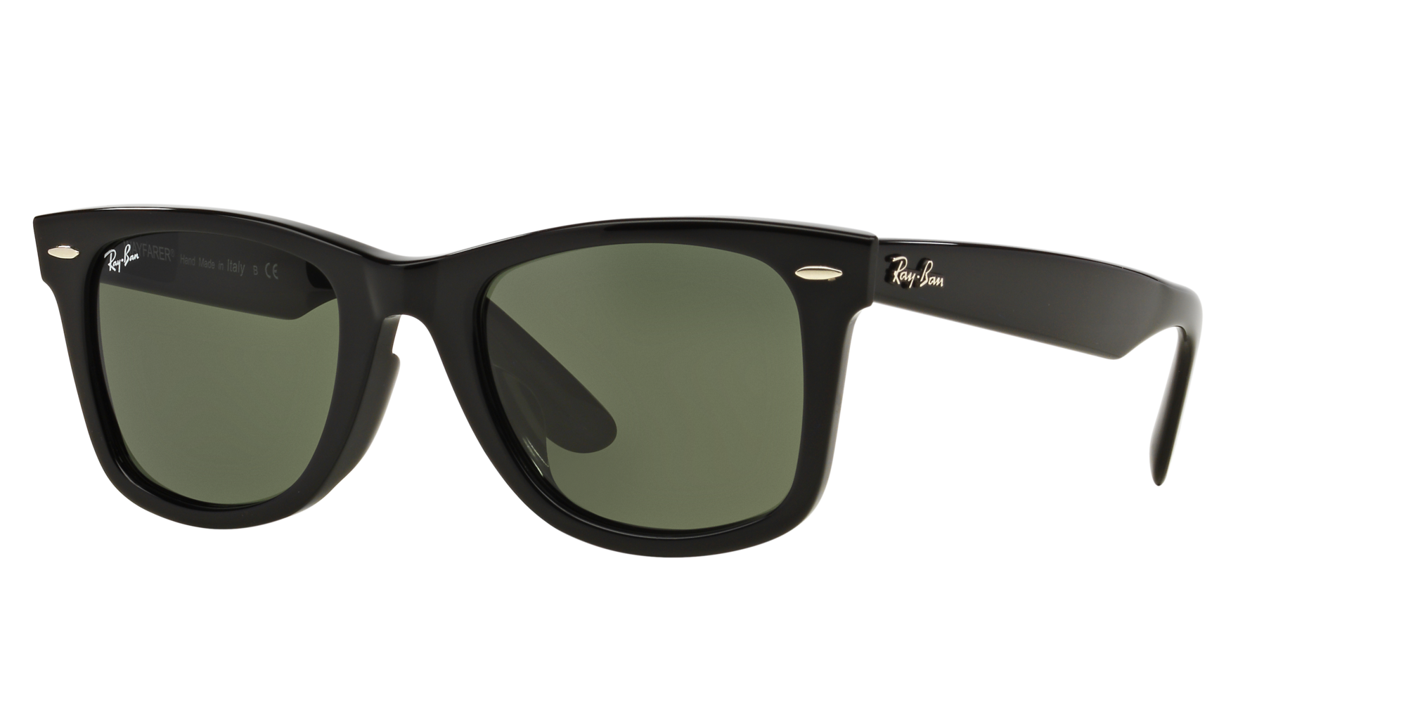 Ray-Ban Wayfarer Asian Fit - indicated by F