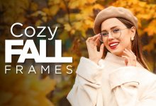 Cozy Fall Frames to Wear on a Chilly Day