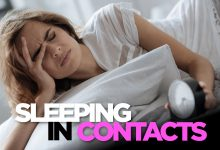 Sleeping with Contacts: Bad Idea?