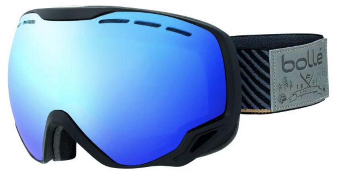 Ski goggles by Bolle