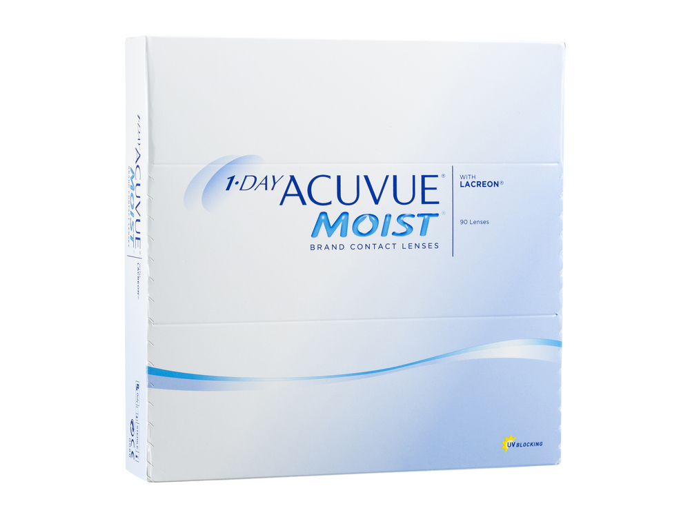 daily disposable acuvue