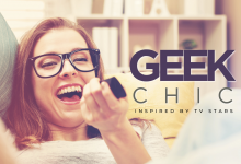 Geek Chic Fashion: The Glasses Your Favorite TV Stars Wear