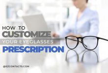 How to Order the Perfect Prescription Lenses for Your Glasses at EZContacts