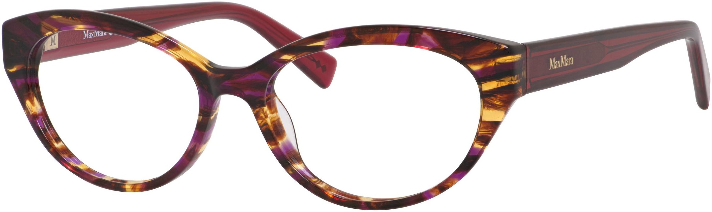 Max Mara cat-eye frames