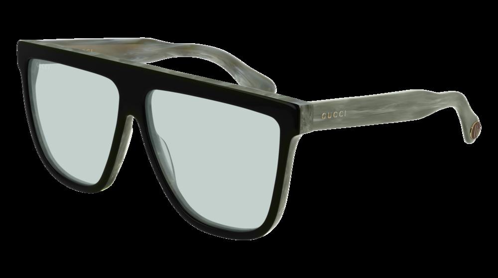 Gucci flat-top frames