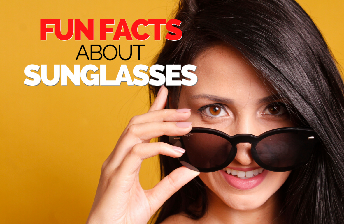 fun facts about sunglasses