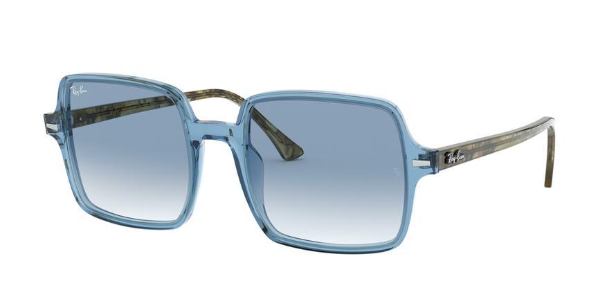 Ray-ban blue square frames